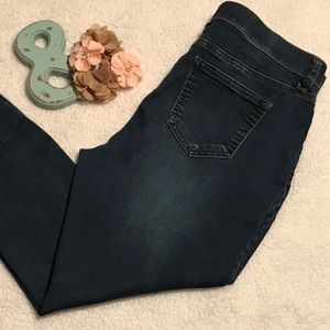 Style & Co skinny ankle jeans